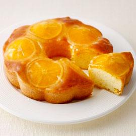 香川県産品知事賞 瀬戸内芳醇オレンジケーキ 画像