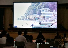 常神の風土、海越え発信 中編映画「LA日本祭」ノミネート 若狭町で記念上映