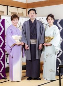 着物文化発信、魅力伝えたい 敦賀の女性ら団体設立