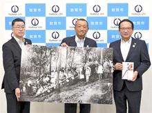 ポーランド孤児・敦賀上陸100年 市に記念レリーフ寄贈 東京の福祉法人 ムゼウムに設置