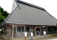 築230年の家で憩いを おおい 地元有志移築計画、22年カフェ開業目指す