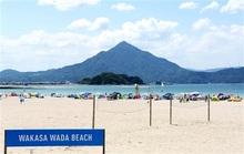 福井県高浜町、全海水浴場開かず 感染対策、事業者支援を検討