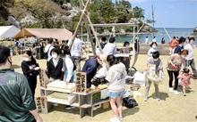 よりよい高浜、若者発案 まちづくりイベント初開催 多彩食やアイデア選挙