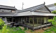 小浜の「旧古河屋別邸」を利活用 ギャラリーやカフェに改修