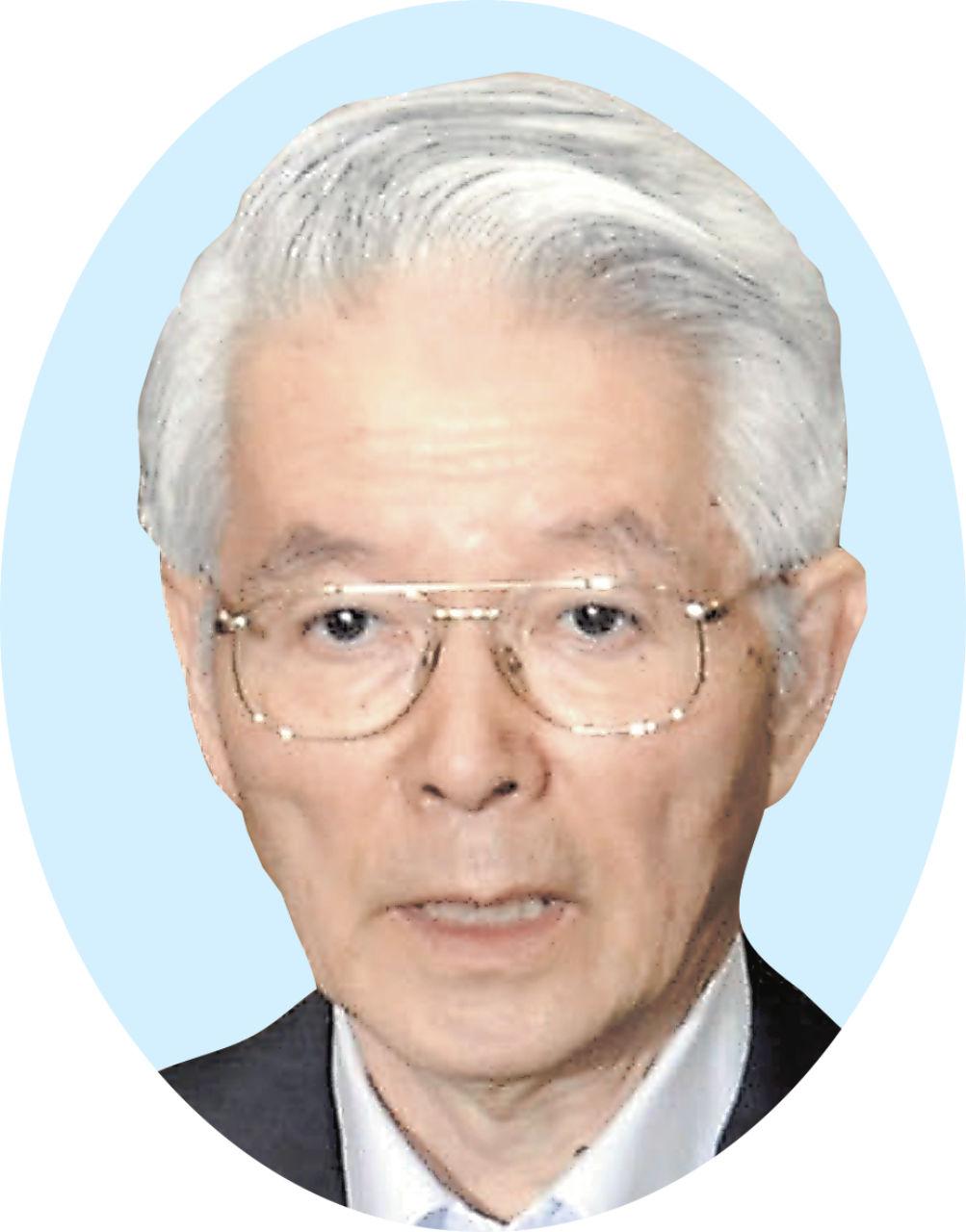 東京電力の勝俣恒久元会長