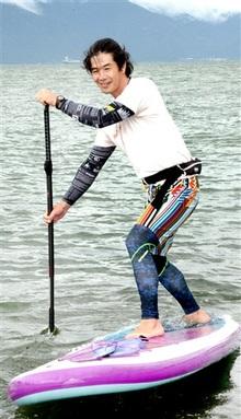 海なし県、埼玉出身の齋藤さん おおい移住、漁師目指す 自然体験会社も設立