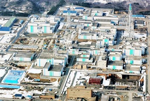 青森県六ケ所村の使用済み核燃料再処理工場