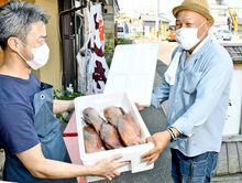 真鯛を無償配布、新商品開発向け 敦賀市海水養魚協会、市内事業者に