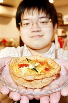 「鯖街道」要衝で食のコラボ 福井県若狭町・熊川宿でサバ料理人気