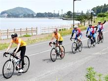 自転車で若狭路疾走を 5月にセンチュリーライド 体力別3コース
